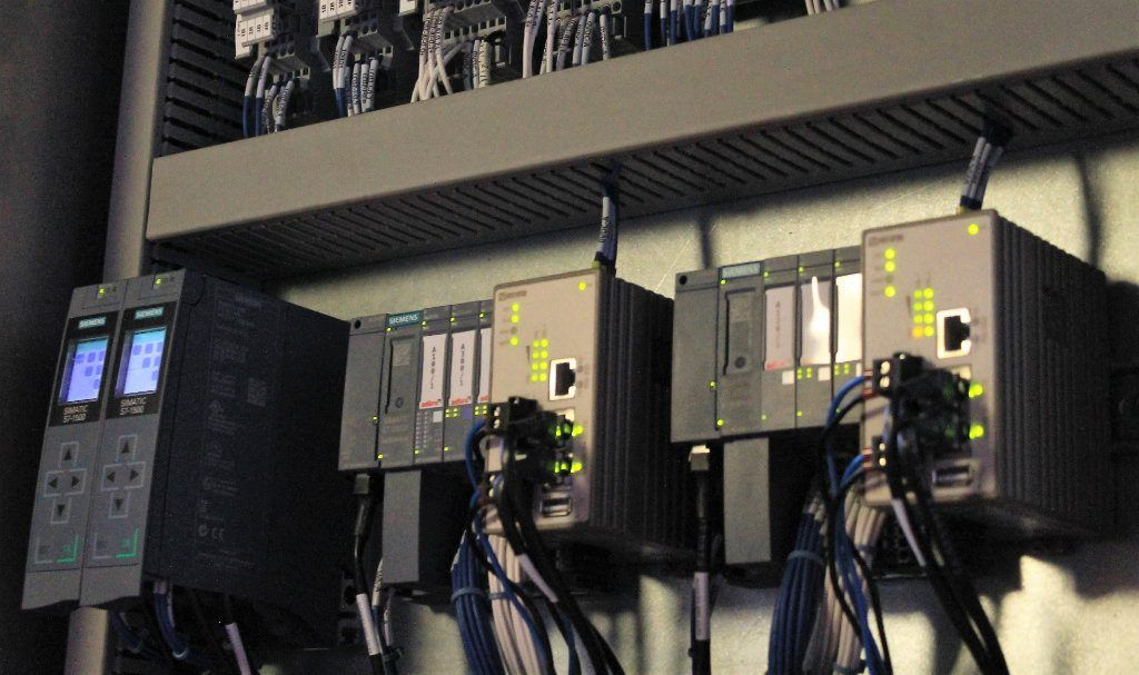 Hot Standby PLC & Network System