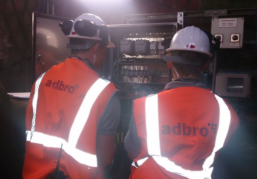 Adbro Controls Support and Maintenance services