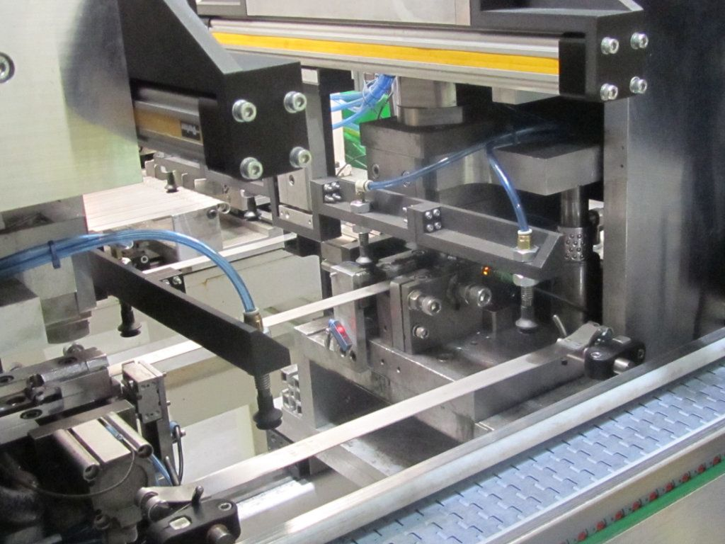 Retrofit machinery for clamp production