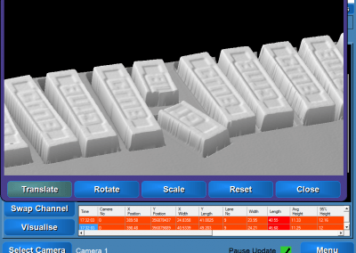 3D Broken Biscuit Detection