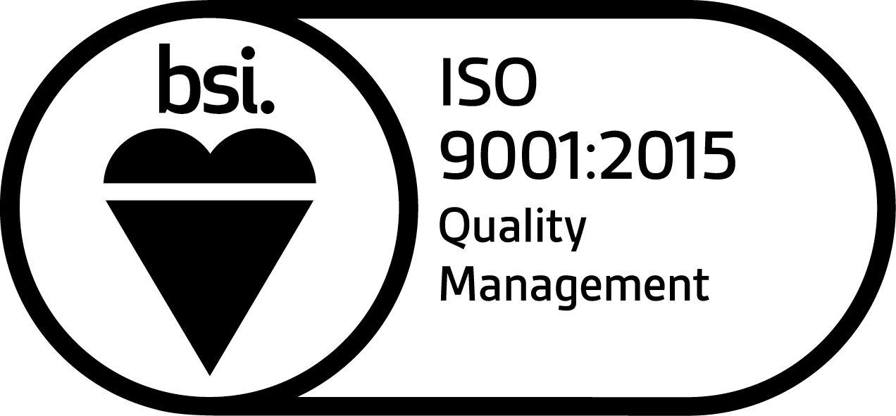 ISO Certification logo for Adbro Controls