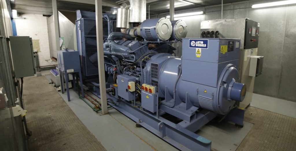 Generator Control System Upgrade