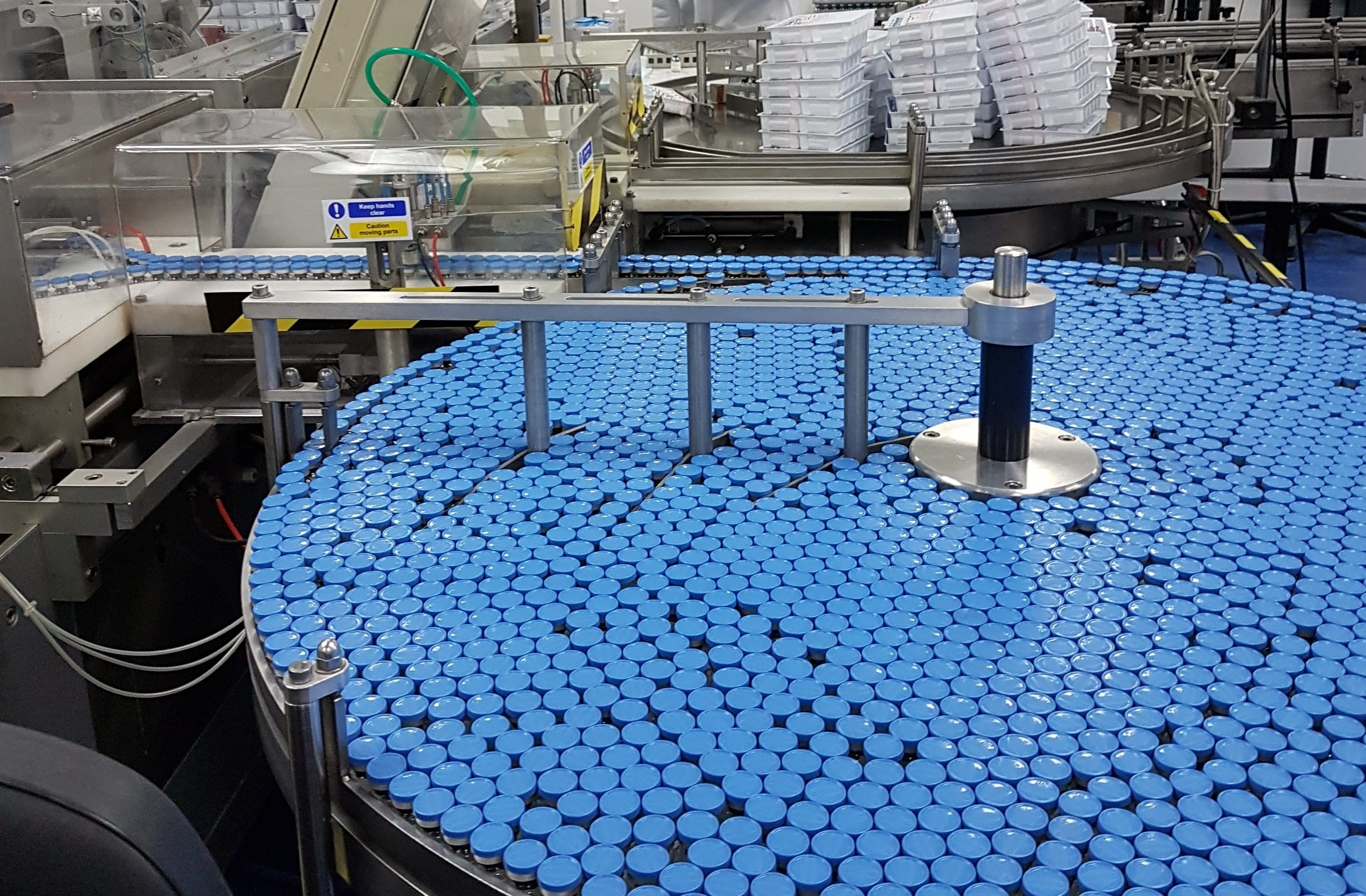 Bottle capping machine safety upgrade case studies