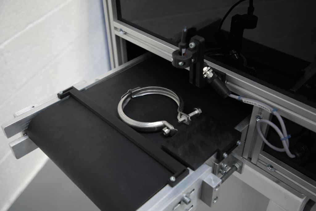 clamp inspection system adbro controls