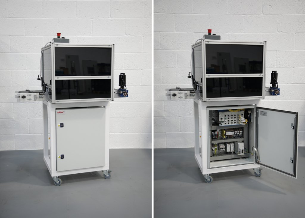 stand-alone inspection adbro controls